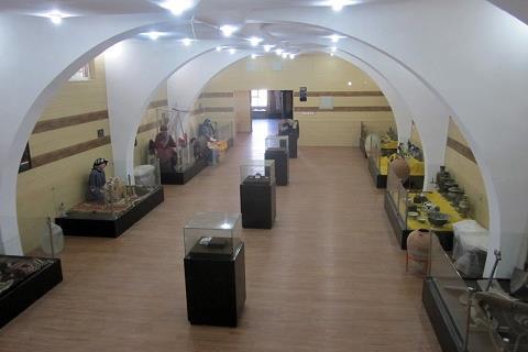 موزه مردم شناسی آزادشهر