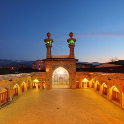 مسجد گلشن گرگان