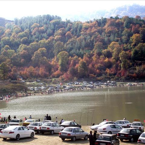 دریاچه توشن