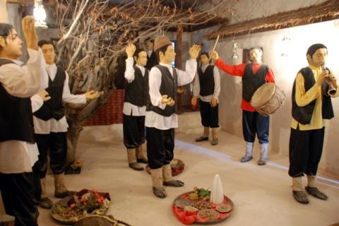 موزه مردم شناسی علی آباد