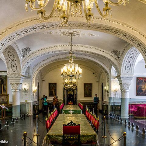کاخ صاحبقرانیه
